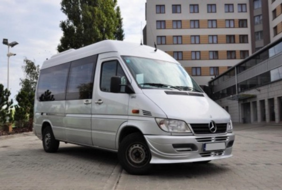 Mercedes-Benz Sprinter 313 - OES-Transport