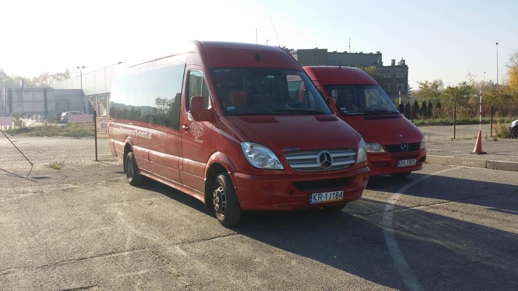 Mercedes-Benz Sprinter 519 - OES-Transport