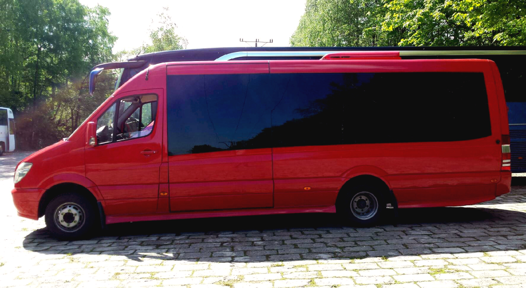 Mercedes Sprinter 516 - OES-Transport