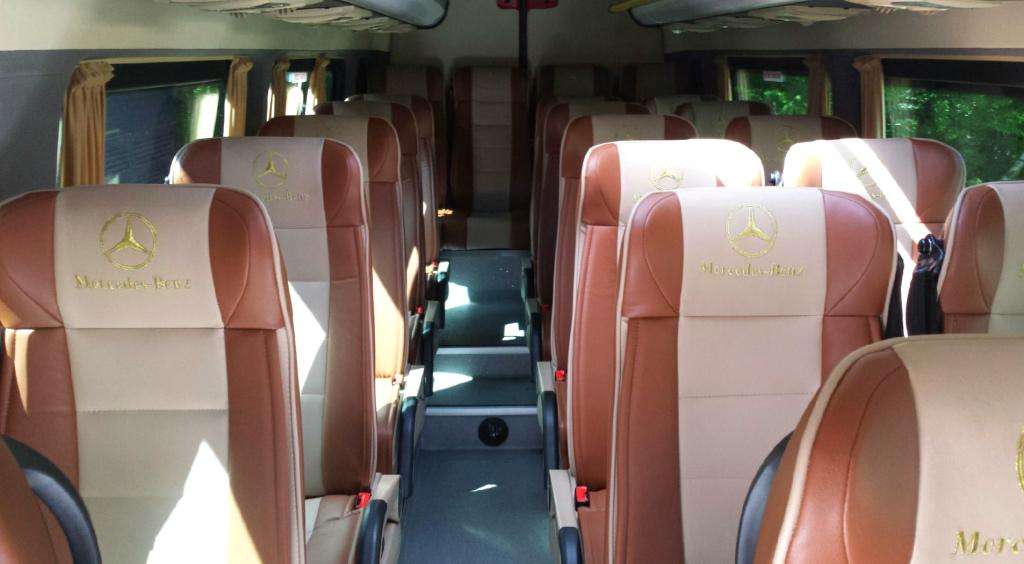Mercedes Sprinter 516 - OES-Transport