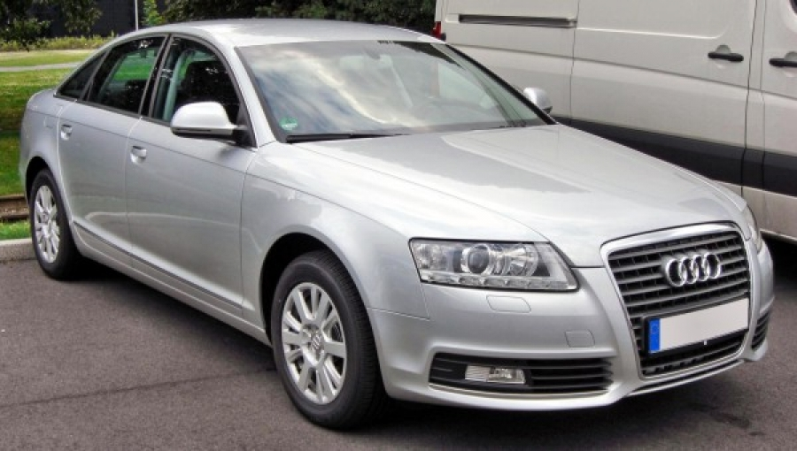 Audi A6 limuzyna - OES-Transport
