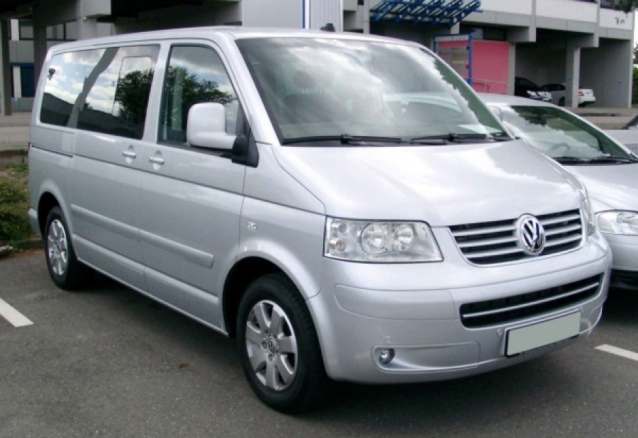 VW T5 - OES-Transport