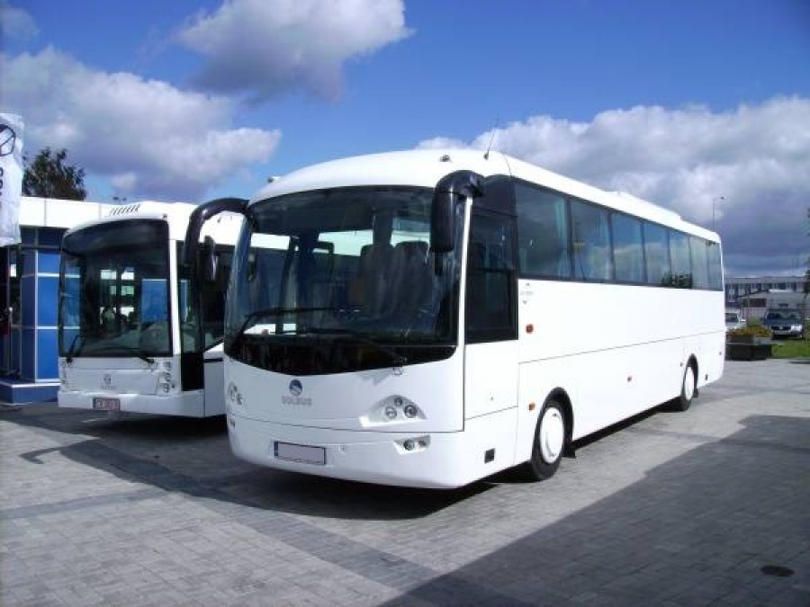 Solbus - OES-Transport