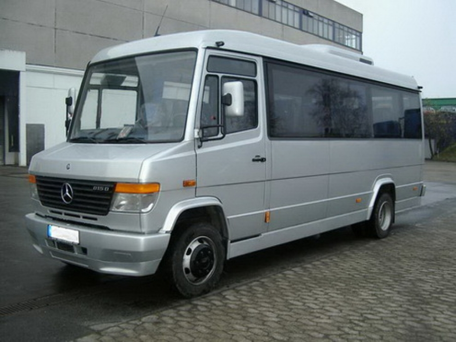 Mercedes Benz Vario - OES-Transport