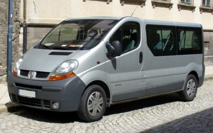Renault Trafic - OES-Transport