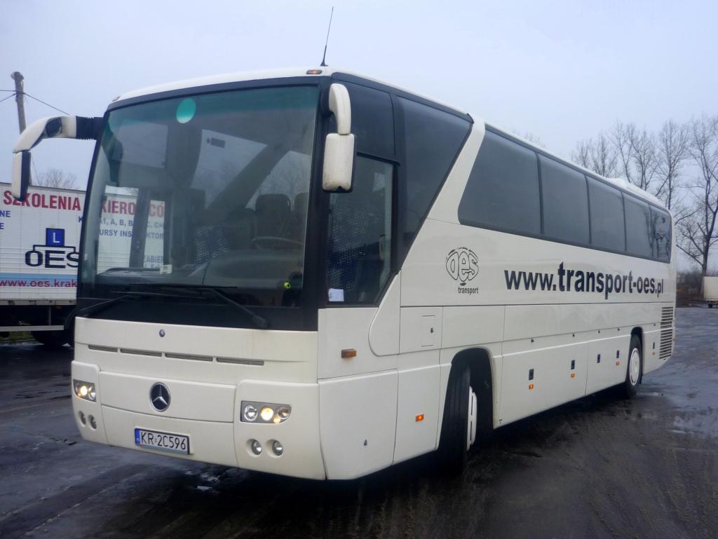 Mercedes Tourismo - OES-Transport