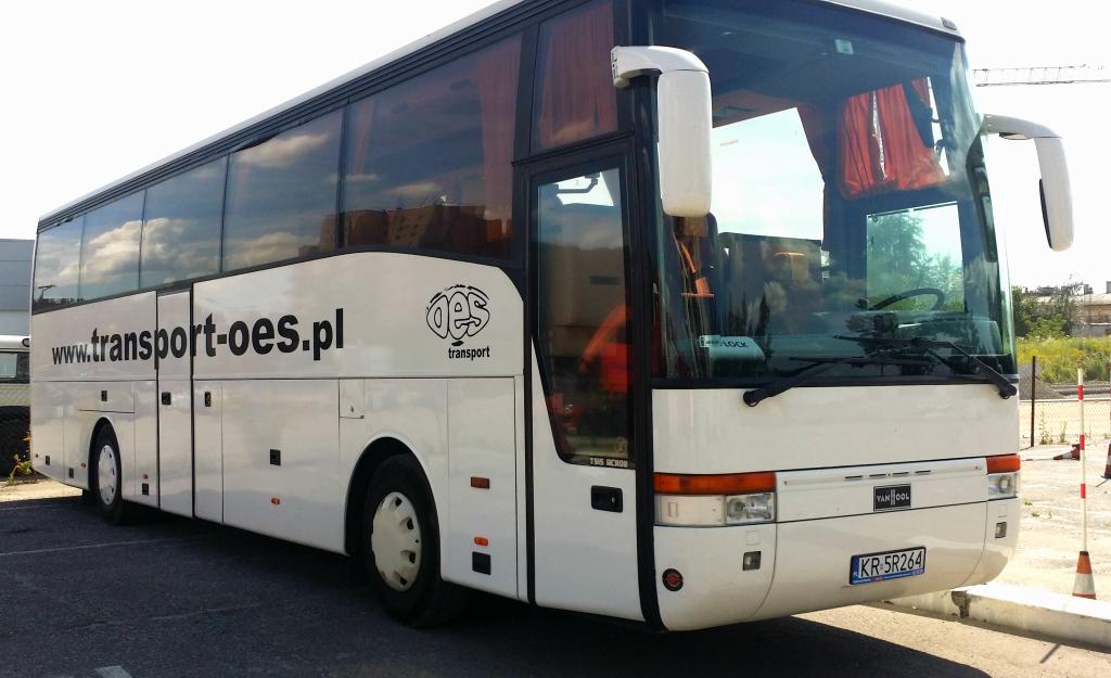 Van Hool - OES-Transport