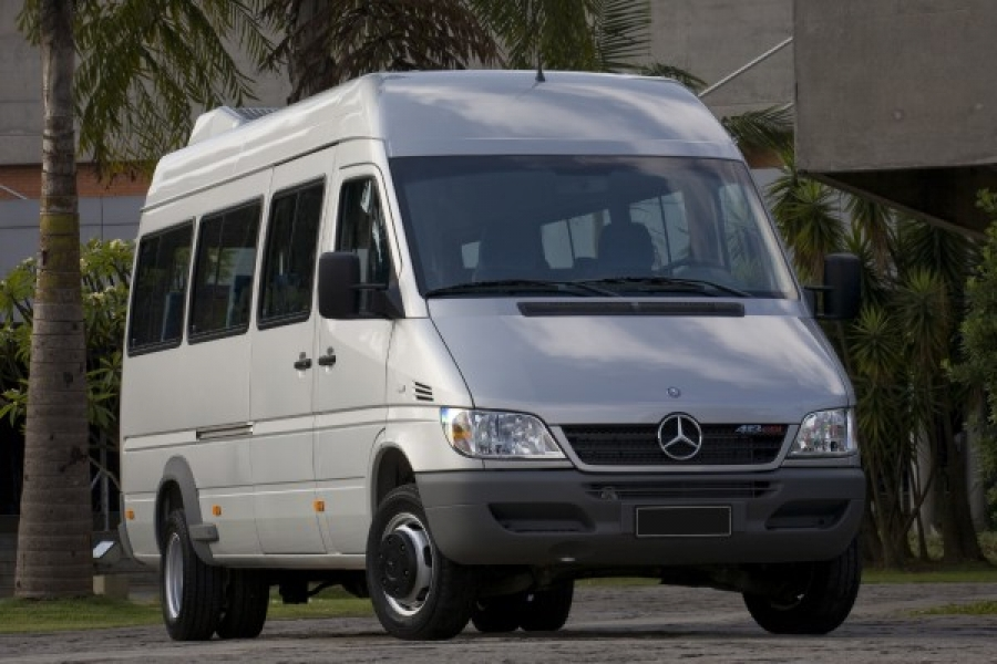 Mercedes-Benz Sprinter 413 - OES-Transport