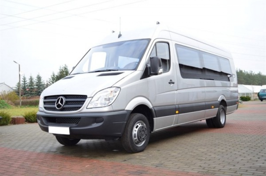 Mercedes-Benz Sprinter 519 - OES-Transport